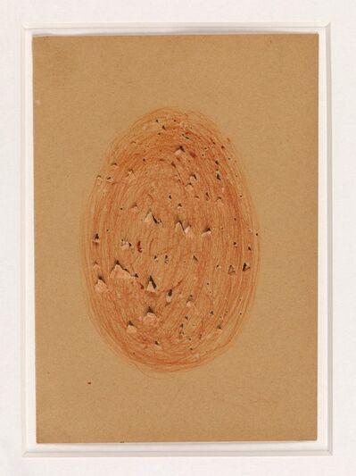 Lucio Fontana, 'Concetto Spaziale ', 1961-63