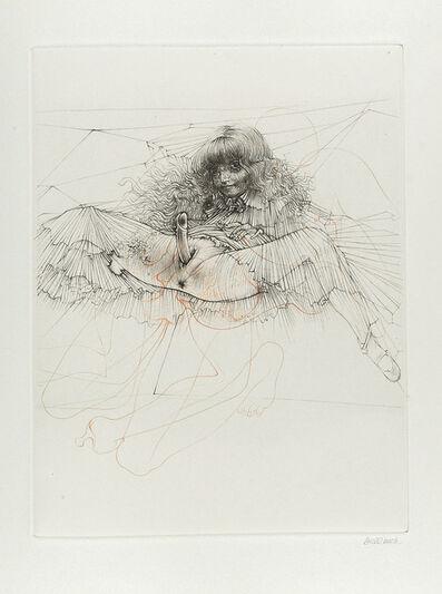 Hans Bellmer, 'L'Aigle Mademoiselle', 1968