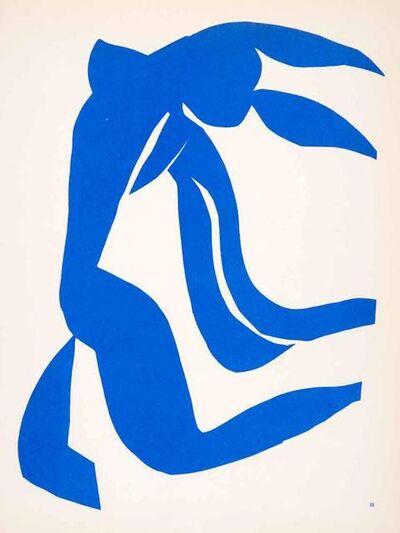 Henri Matisse, 'Nu Bleu XI', 1958