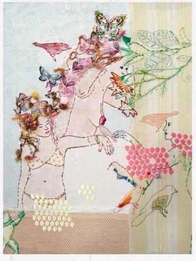 Orly Cogin, 'Birds Song', 2006