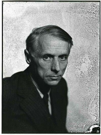Man Ray, 'Portrait of Max Ernst', 1929