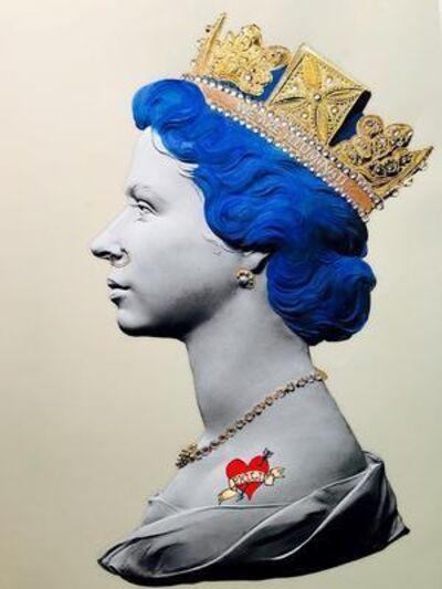 Illuminati Neon, 'Blue Queen ', 2017