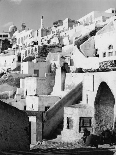 Mario De Biasi, 'Santorini', 1978