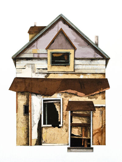 Seth Clark, 'House Study IV', 2017