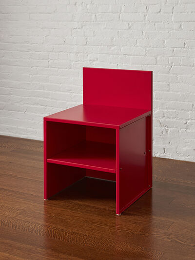 Donald Judd, 'Chair #45', 2016