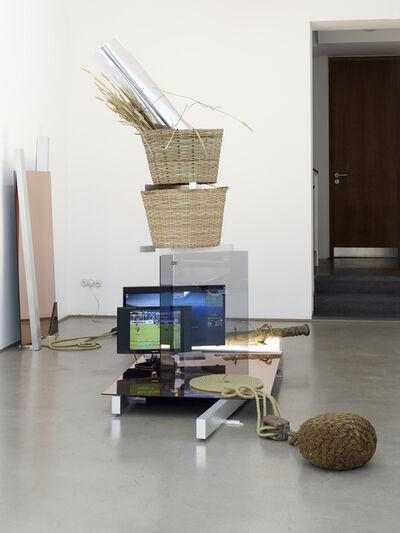 David Jablonowski, 'Trade Alert (Zählt Nicht Uns, Zählt Eure Tage)', 2015