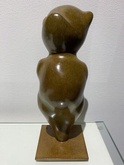 Cévé, 'Teddy up (patina version)', 2017-2018