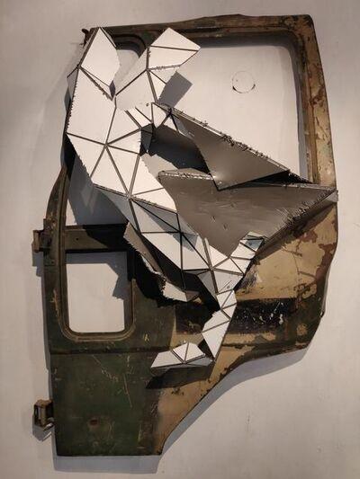 Asim Waqif, 'Collapse analysis on Vehicle Factory Balpur door', 2019