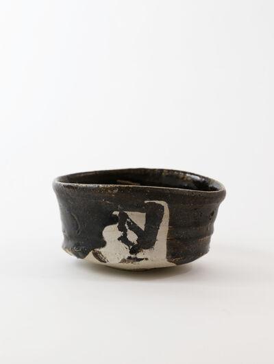 Kai Tsujimura, 'Tea bowl, Oribe style', 2017
