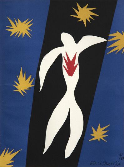 Henri Matisse, 'La Chute d'Icare', 1943