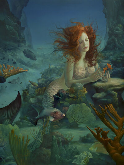 David Michael Bowers, 'Finding the Gold II'