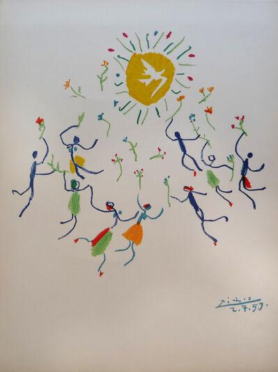 Pablo Picasso, 'Ronde de la Jeunesse (The Youth Circle) ', 1959