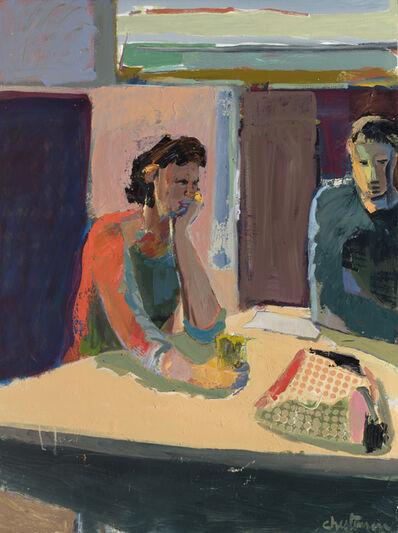 Linda Christensen, 'Dining'