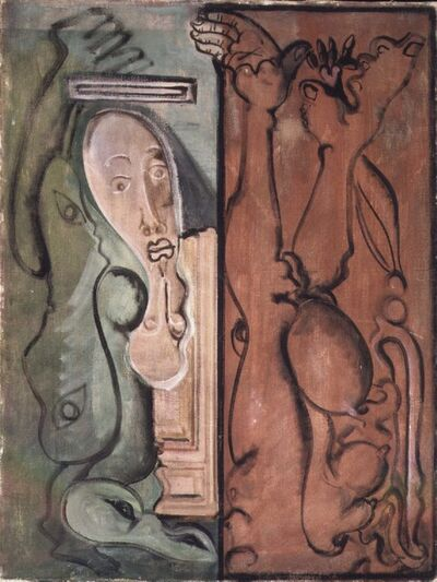 Mark Rothko, 'In Limbo', 1941-1942