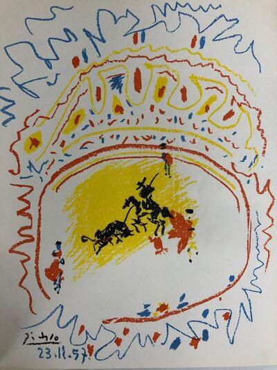 Pablo Picasso, 'La Petite Corrida', 1958