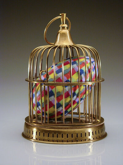 Richard Marquis, 'EGG IN CAGE', 2009