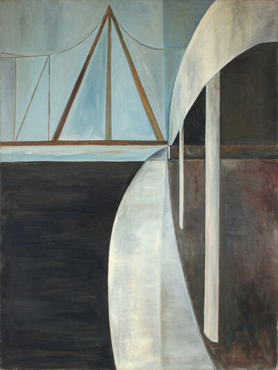 Dorothy Cantor, 'Untitled (FDR Drive)', 1951-1952