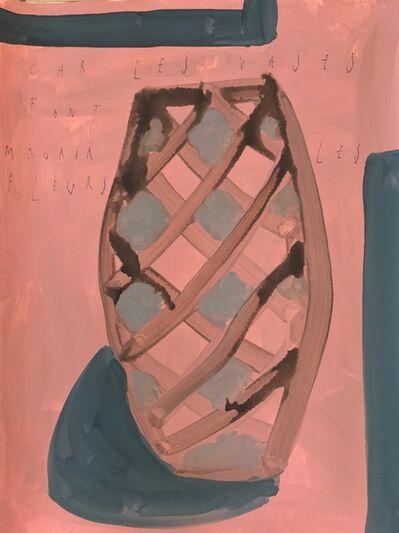 ARPAÏS du bois, 'Car les vases font mourir les fleurs', 2018