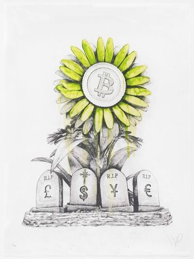 Ludo, 'R.I.P. Banking System', 2018