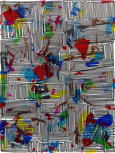 Bradley Harms, 'Freestyle (Maze)', 2014