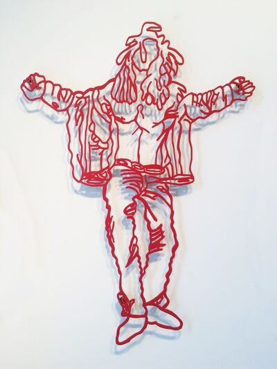 Boris Nzebo, 'African Jesus', 2016