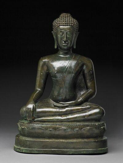 'Shakyamuni Buddha', Fifteenth-sixteenth century