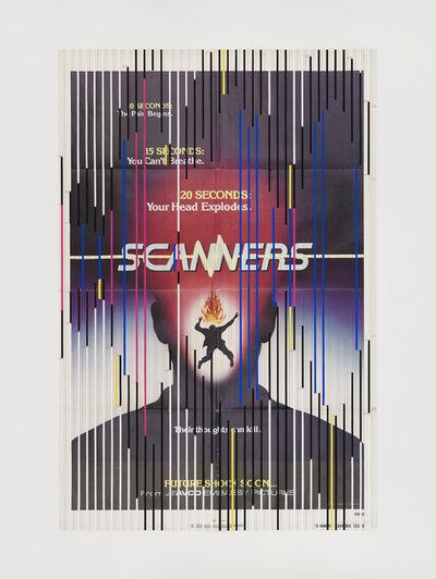 Sarah Morris, 'Scanners', 2019