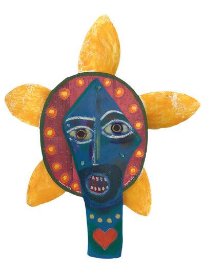 Konstantin Bokov, 'Love Flower Face ', 2006