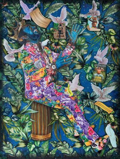 JP Mika, 'La grandeur divine', 2019