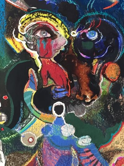 Natalie Frank, 'Portrait (dancing)', 2015