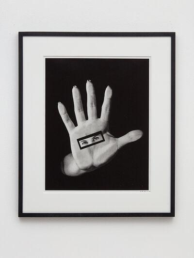 Lynn Hershman Leeson, 'Hand to Eye', 1987