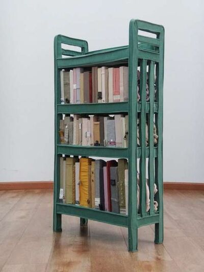 Yin Xiuzhen 尹秀珍, 'Bookshelf No. 24', 2009-2013