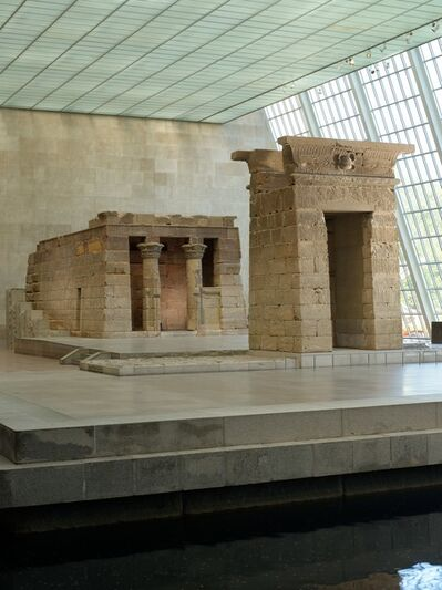 Unknown Egyptian, 'The Temple of Dendur', ca. 10 B.C.