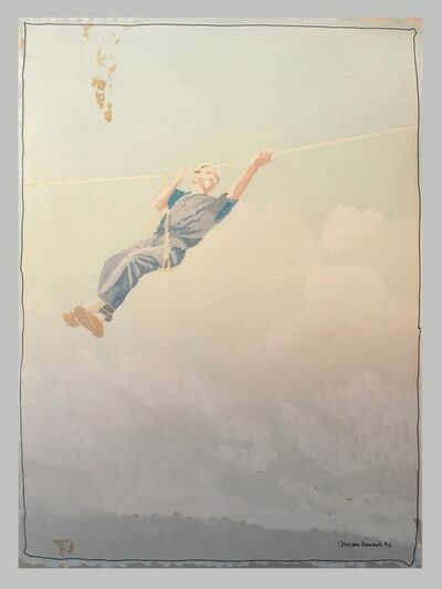Duncan Hannah, 'Bosun's Cradle', 1996