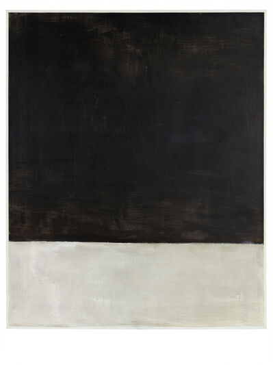 Mark Rothko, 'Untitled (Black on Gray)', 1969