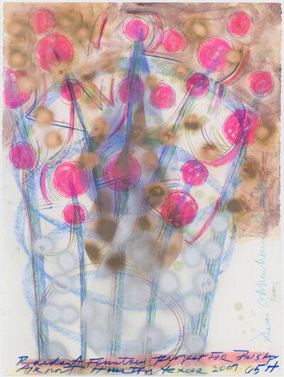 Dennis Oppenheim, 'Radiant Fountains', 2009