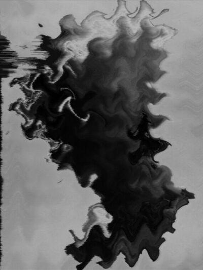 Urs Lüthi, 'TRANSMISSION ERROR 1001', 2020