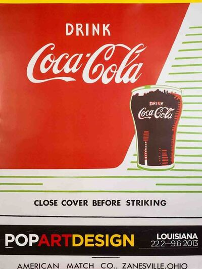 Andy Warhol, 'Close Cover Before Striking', 2013