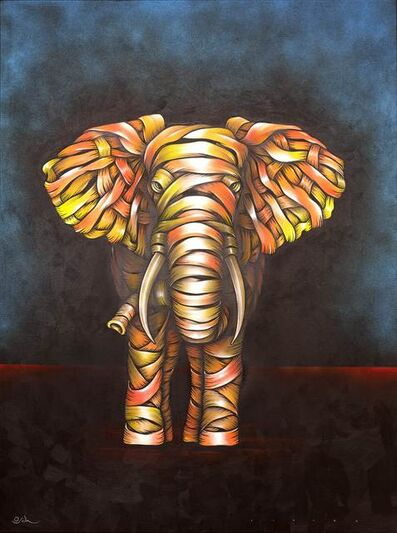 Otto Schade, 'Elephant ', 2018