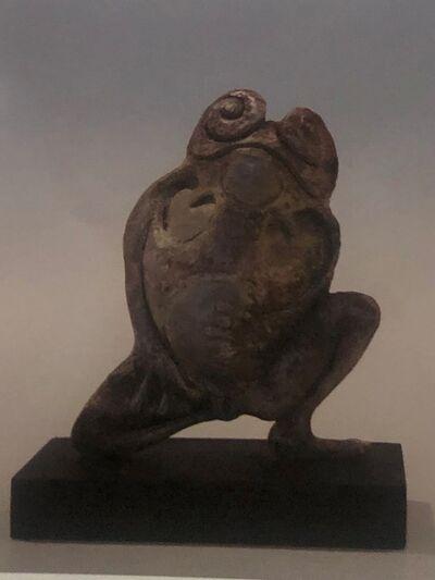 Francisco Toledo, 'rana que se rasca', 2008