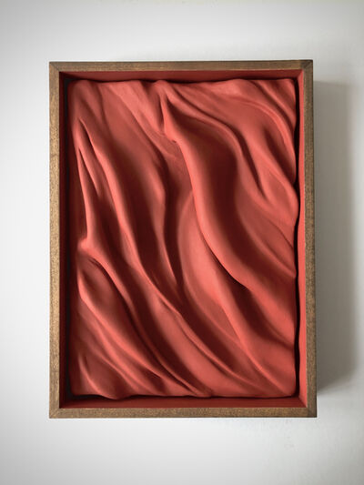 Richard Stone, 'lift not the painted veil i (thy heraldic heart)', 2020