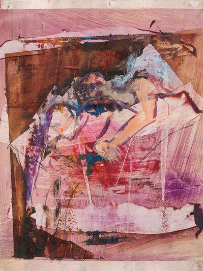 Robert Muntean, 'Bed III', 2020
