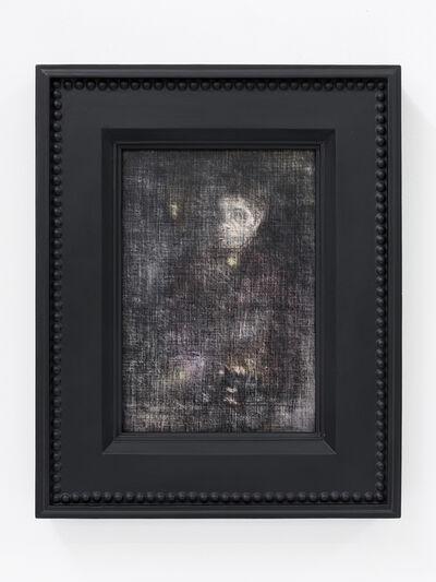 Raúl Ortega Ayala, 'Portrait of a woman (after Van Gogh) From the Pit of Et Cetera', 2019