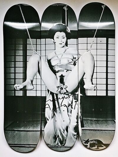Nobuyoshi Araki, 'Geisha (Hand Signed and Numbered)', 2014