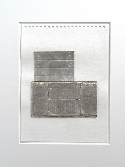 Rachel Whiteread, 'Silver Boxes', 2006