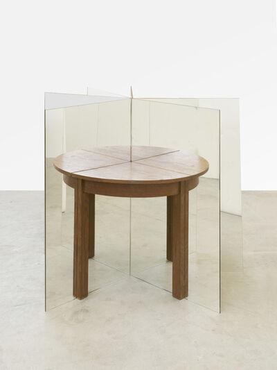 Alicja Kwade, 'Ein Tisch ist ein Bild', 2019