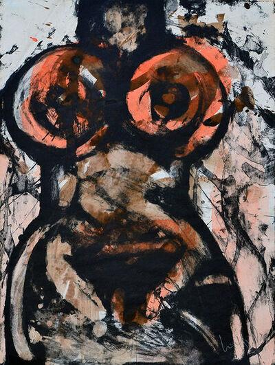 """Luis Miguel Valdes, '""""Homaje a Servando XVI""""', 1986"""