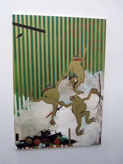 Takeo Hanazawa, 'A Foggy Day', 2009