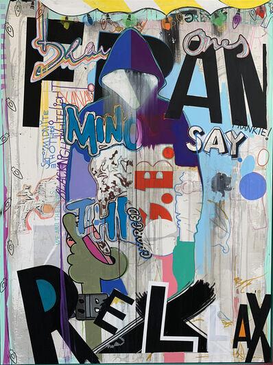 Michael Bevilacqua, 'Frankie Say', 2019