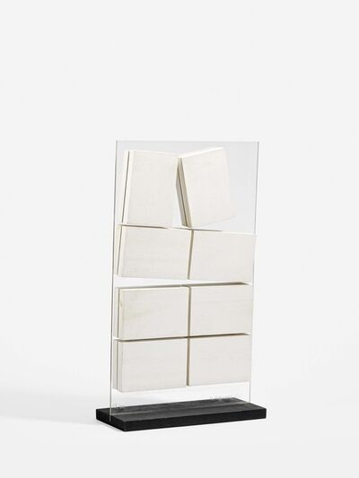 Henryk Stażewski, 'Composition Spatiale', 1961
